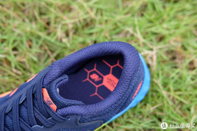 New Balance 轻薄透气儿童运动鞋YAARI 入手体验