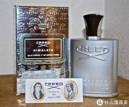 "Creed 喜马拉雅 被誉为""银色山泉哥哥""的男士香水"
