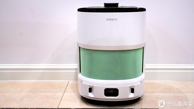 """会""""自己走路""""的科沃斯空气净化机器人—沁宝Ava体验"""