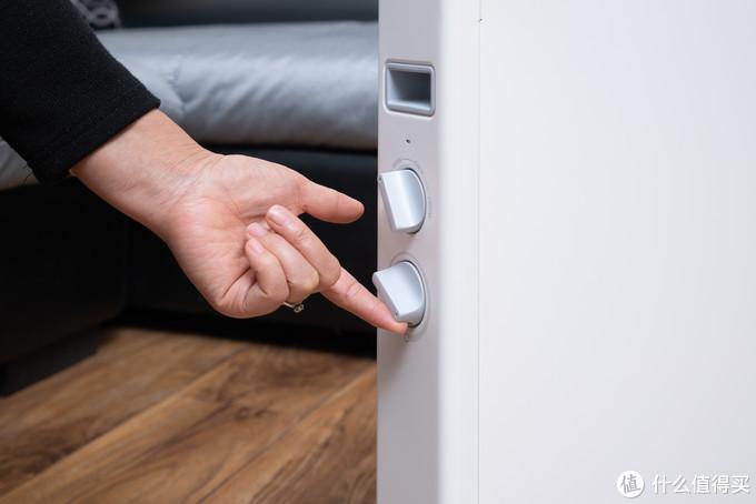 智米电暖器1S助我度过阴冷的20天
