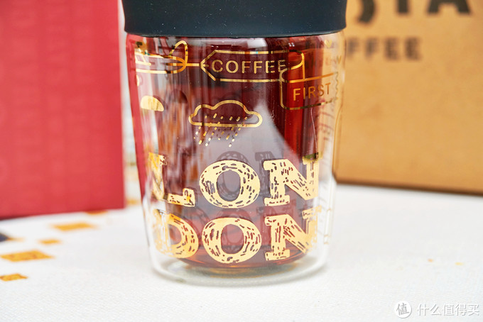 咖啡醇香之伦敦,COSTA双层咖啡随手杯上手体验