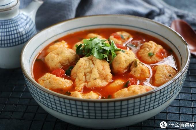 比吃肉过瘾的豆腐做法,搅一搅煮一煮,营养补钙全家爱