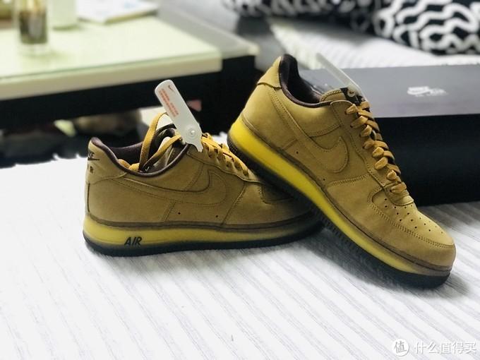 11双小麦配色鞋款盘点,每个冬天都少不了小麦的颜色(另附AF1小麦开箱)