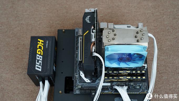 过渡时期的较佳选择,华硕 TUF GTX1650-P显卡体验分享