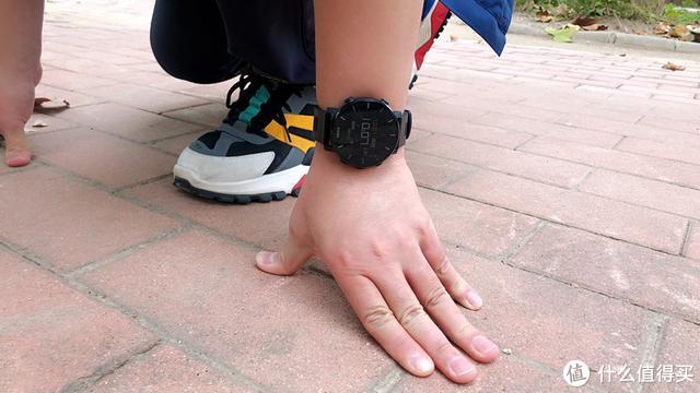 跑步爱好者不能错过的一款运动手表,金标赛事指定,科学体能评估