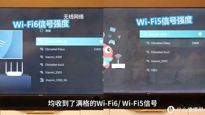 Wi-Fi 6网速全面提升 海信E3F-MAX已准备好迎接4K内容