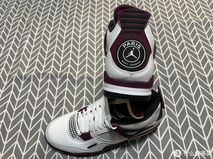 大巴黎联名Air Jordan 4