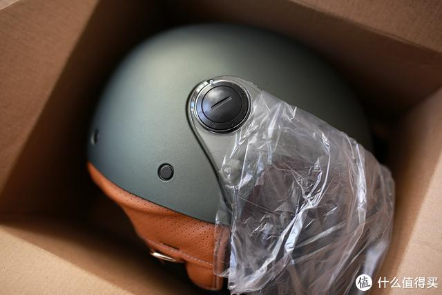 小米有品首选,Smart4u骑士复古头盔的全面体验
