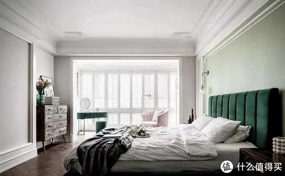 长沙圣博盾:卧室带阳台的4种装法,高采光、高实用更高颜值