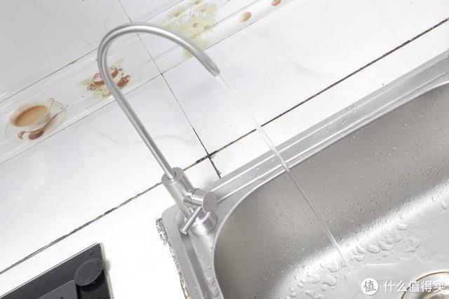 网易严选厨下净水器体验,600G大通量RO反渗透:价格还不贵