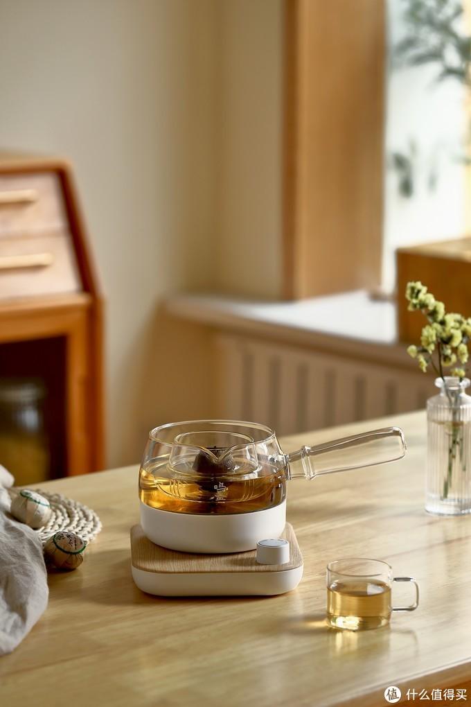 鸣盏煮茶器,用更简单的方式煮一壶好茶