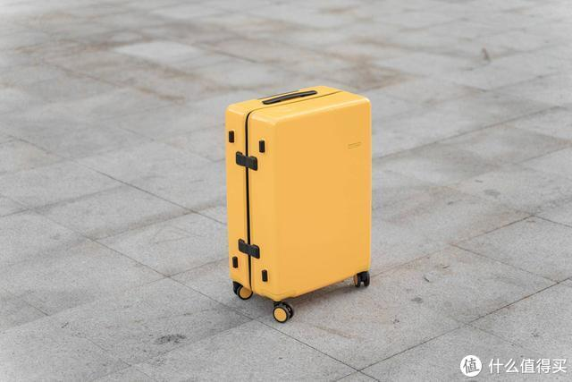 带上悠启纽约客旅行箱,开启新的旅行