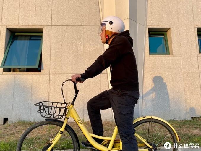 Smart4u头盔骑行真体验