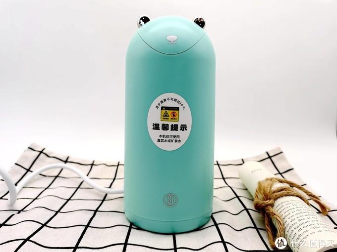 一年四季养成喝热水的好习惯,优选自米因迷你热水壶