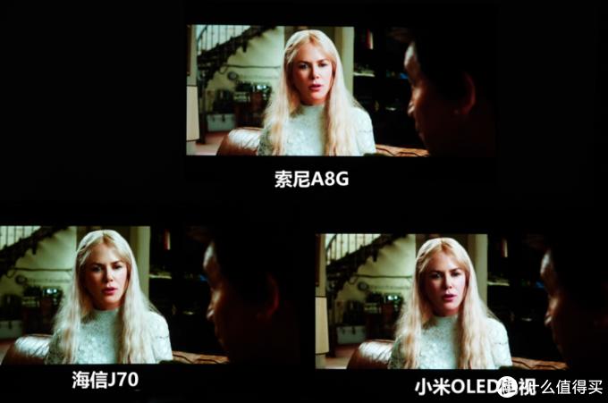 新品65寸OLED电视不到一万!海信J70测评