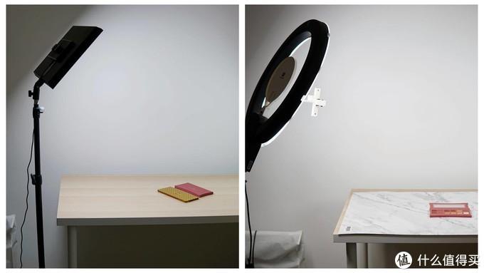 选对补光灯,让直播表现buff全开:小天直播补光灯使用体验