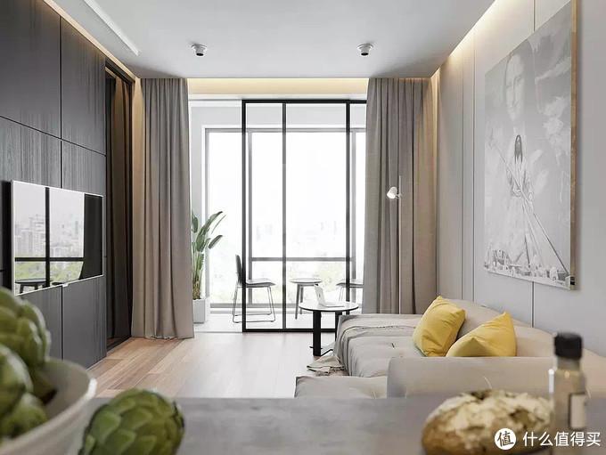 上海单身20年的阿姨,独居在40㎡的小公寓,一个人住出了精彩感