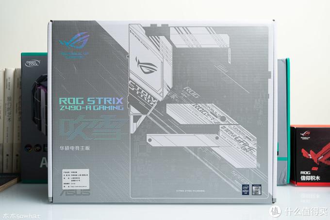 闭嘴牌PURE BASE 500DX+ROG Z490吹雪主板打造白色系设计用PC(硬件篇)