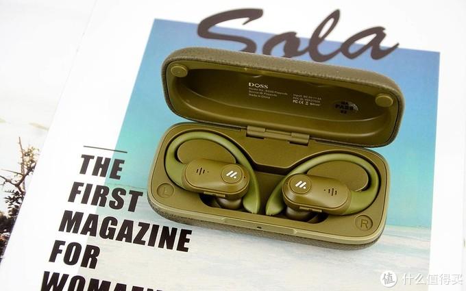 精于品质,更专注运动!DOSS T63耳挂式运动耳机体验
