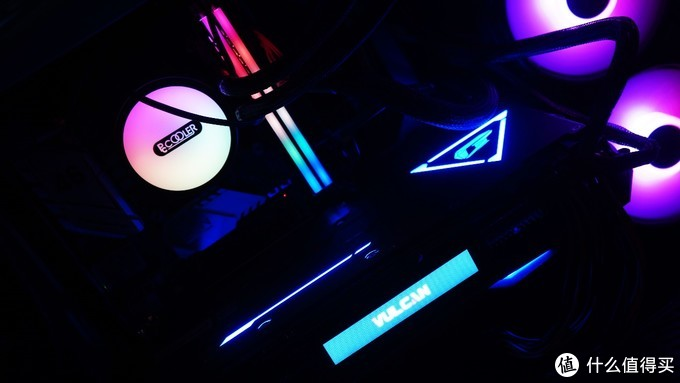 第二台ITX主机,七彩虹 CVN B460I GAMING V20主板装机点评