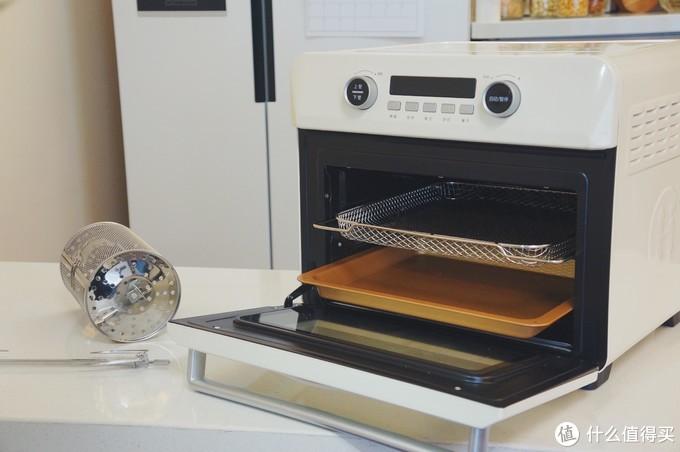 带你解锁海氏K5空气炸烤箱的那些事,发现更多下厨乐趣