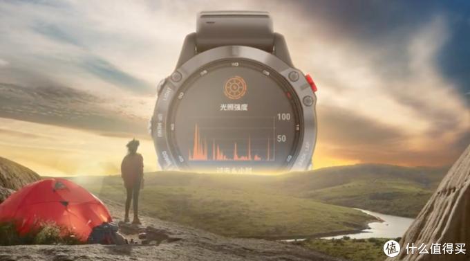 Fenix 6 Pro Solar 让你的运动久一点,更久一点