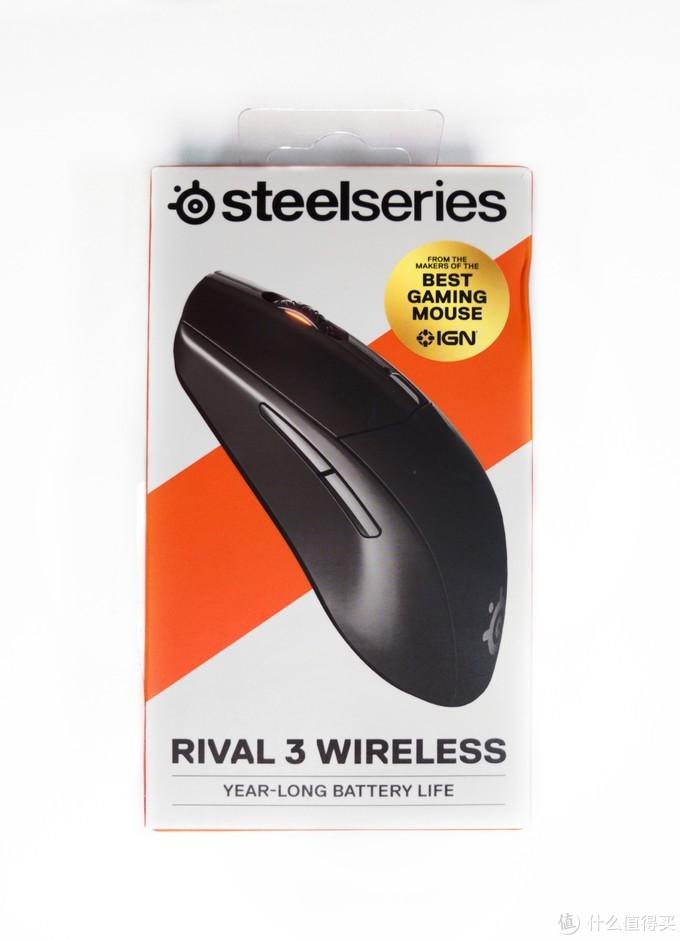 Rival 3 Wireless包装