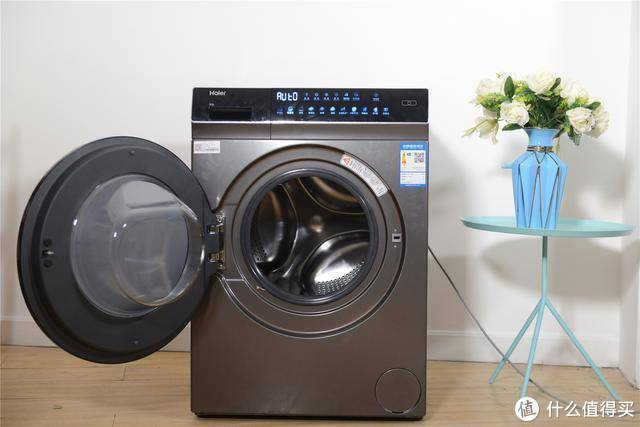 多种洗衣模式,满足你的所需!海尔EG100HBDC7SU1洗衣机体验