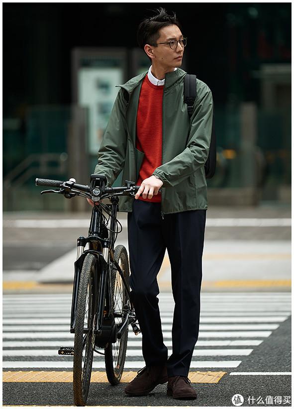 【小新分享】说说几款男生在秋季出门的穿搭----以优衣库为例