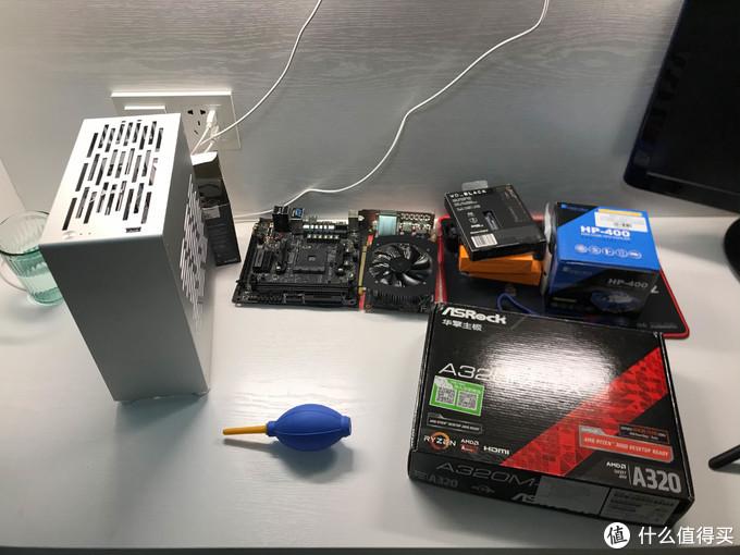 小1U电源其实很好用!3200元准钢炮ITX主机跃星D01装机记录