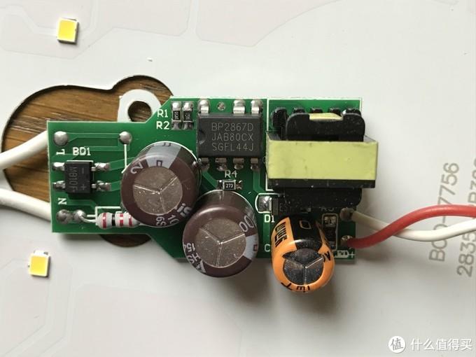 BP2867DJ非隔离驱动芯片