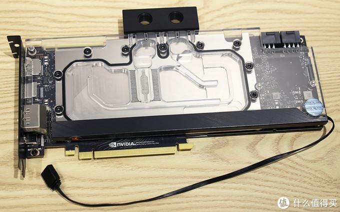 NVIDIA RTX 2080 Super 适配冷头效果