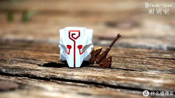 当剑圣遇上狂战斧?——ZOMO DOTA2个性键帽相谈室随拍随聊