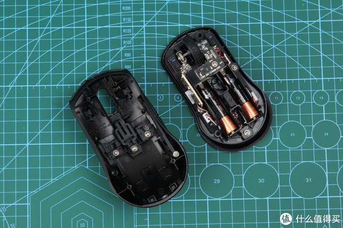 真·王境泽定律 赛睿Rival 3 wireless无线游戏鼠标拆解