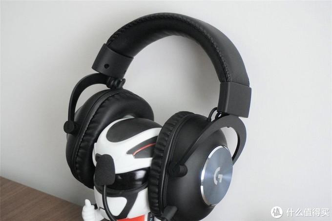 高配版罗技PRO X无线游戏耳机开箱体验:脱离线材束缚才是真自由