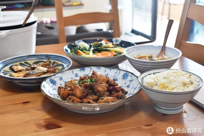 晚餐3菜1汤,做法很简单,营养均衡味道好