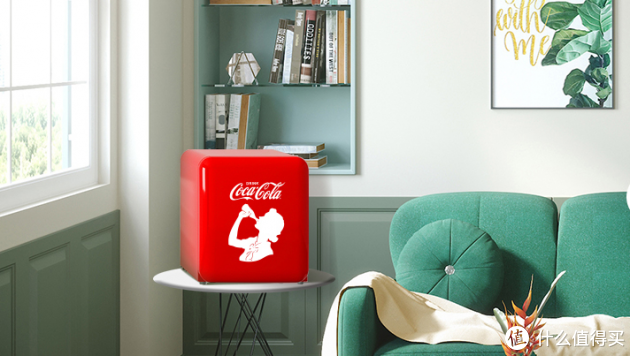 可口可乐xHCK哈士奇跨界联名!潮牌小冰箱让你冰爽一夏