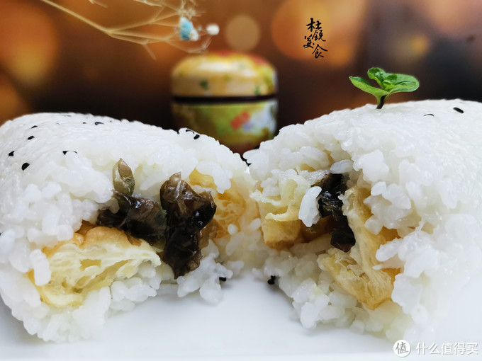 粢饭团,上海4大早餐之一,这样做香糯诱人,连吃5天还想吃