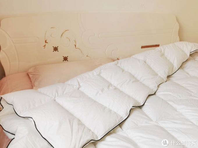 一床被子两种温度?营造双人完美睡眠体验?羽绒夫妻被超详细测评