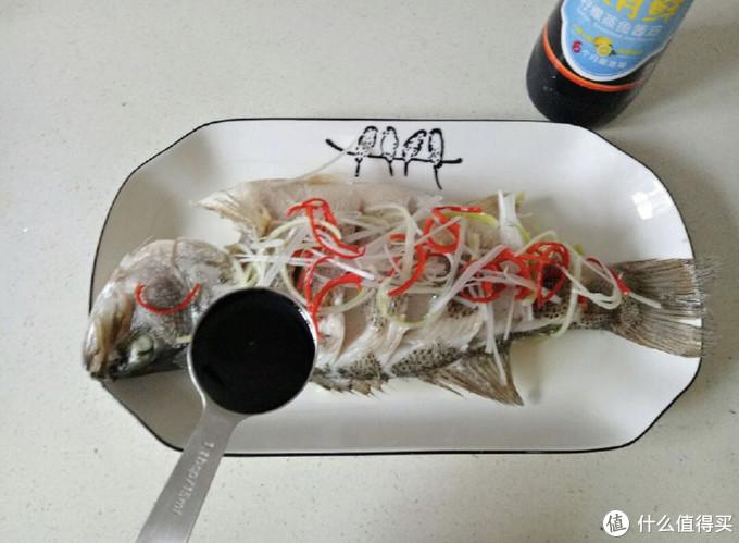 清蒸鲈鱼,适合宝宝吃的鱼,用最简单的方法做出最鲜美的菜肴