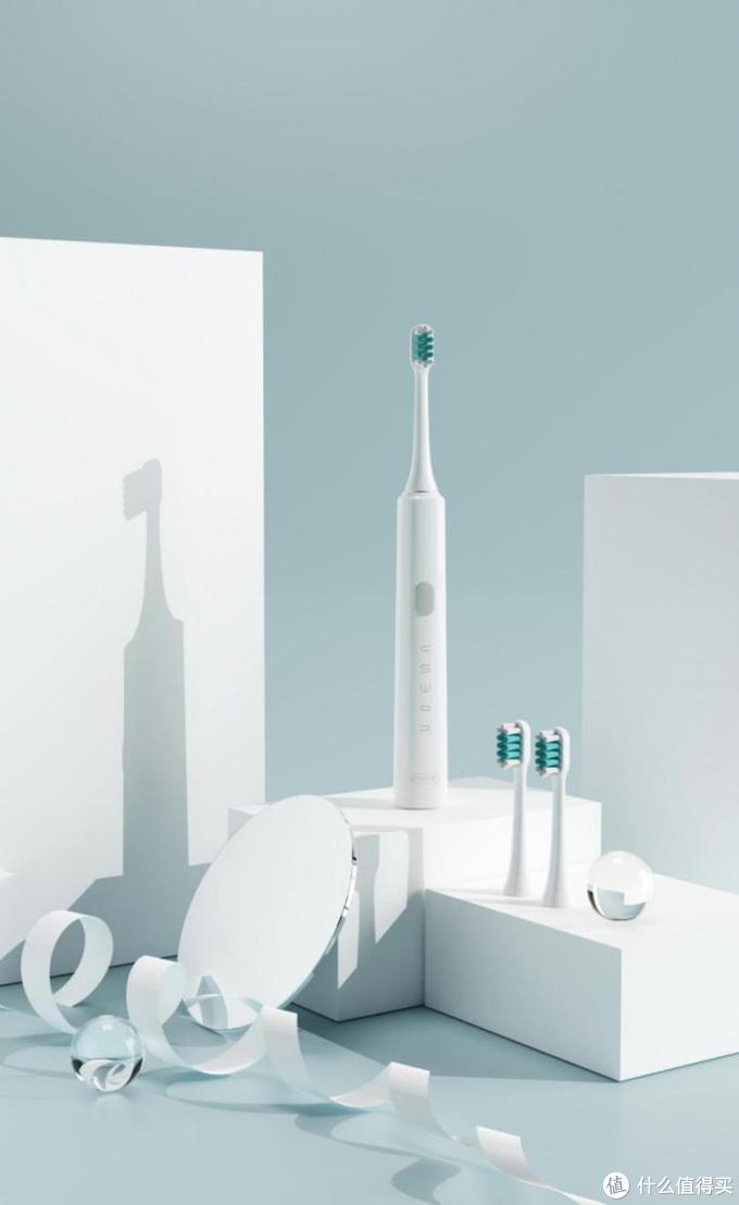 NANK/南卡-Shiny声波电动牙刷正式发布,高品质牙刷时代来临