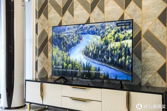 Wi-Fi 6让观影更流畅,海信E3F-MAX打造极致客厅生活