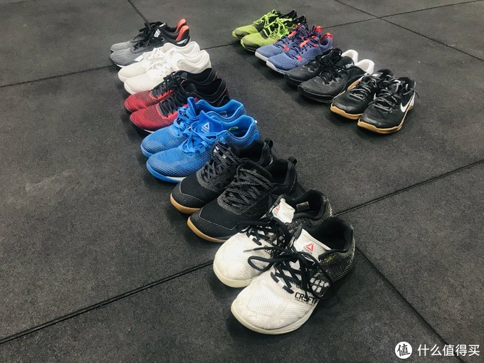 10款主流健身综合训练鞋非专业测评,安德玛、NIKE、锐步三方争雄