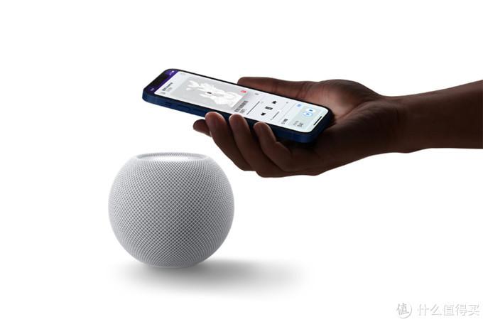 苹果 HomePod mini 发布,S5处理器 新增多设备广播功能