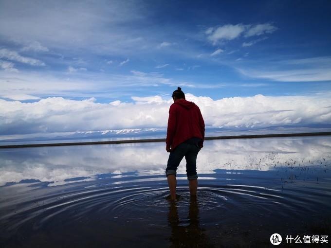 地点是青海的哈拉湖