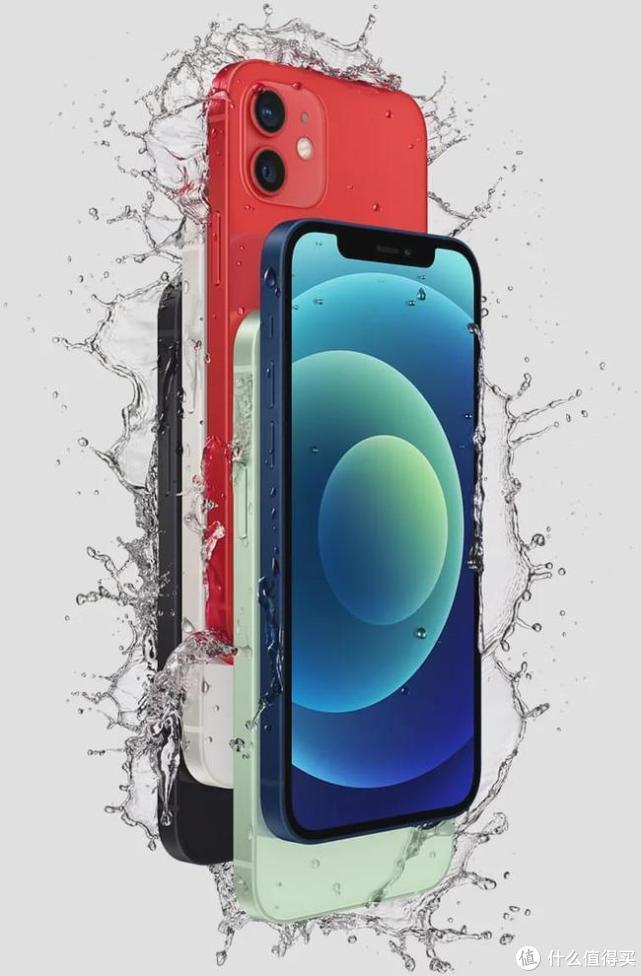 Phone 12机身展示