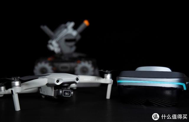 开启无人机上帝视角的新玩法:Dream Glass 4K AR智能眼镜体验