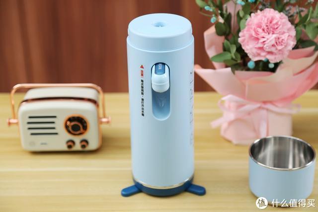 居家旅行随处享受热水的好帮手:浩诗便携即热式饮水机评测