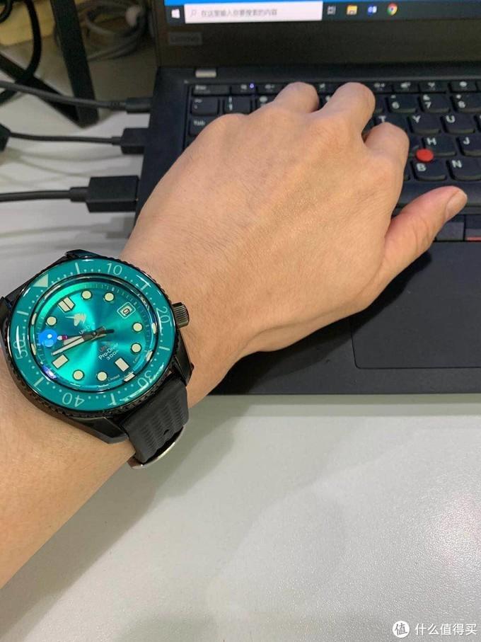iWatch带腻了? 试试PROXIMA独角兽机械潜水表