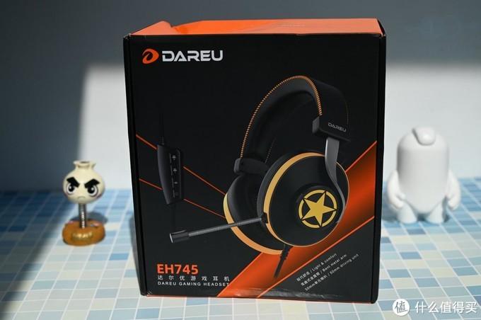 耳听八方,畅快玩耍,达尔优回星EH745游戏耳机体验